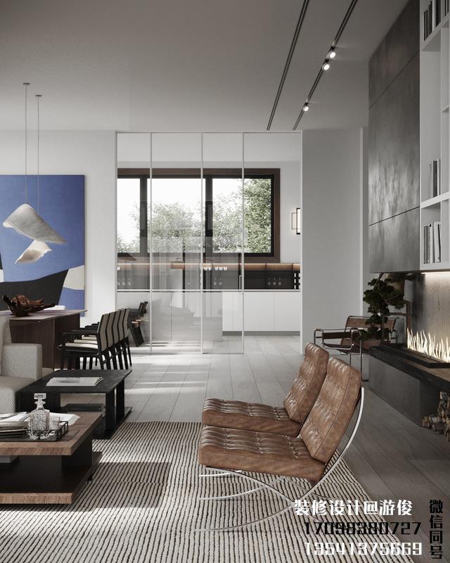 极简主义设计实例住宅