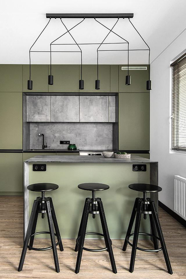 120平方米北欧风格装修 复古又清新营造自然舒适的家