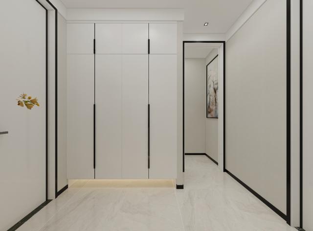 300㎡公寓现代简约装修设计 感受生活的柔软与惬意
