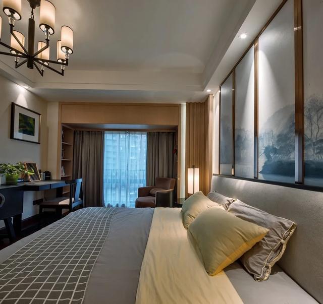 家居装修170平中式 精致有韵味让家里档次提上来