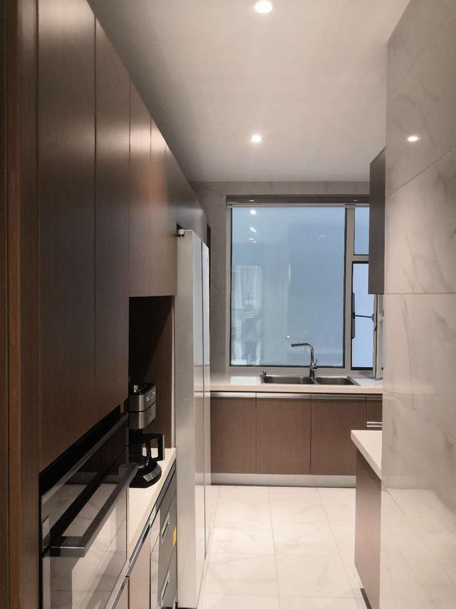 145平新中式风格装修 次卧改茶室享受放松的生活