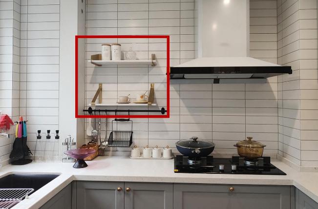 小于5平方米厨房装修 照这样装面积能增加一倍