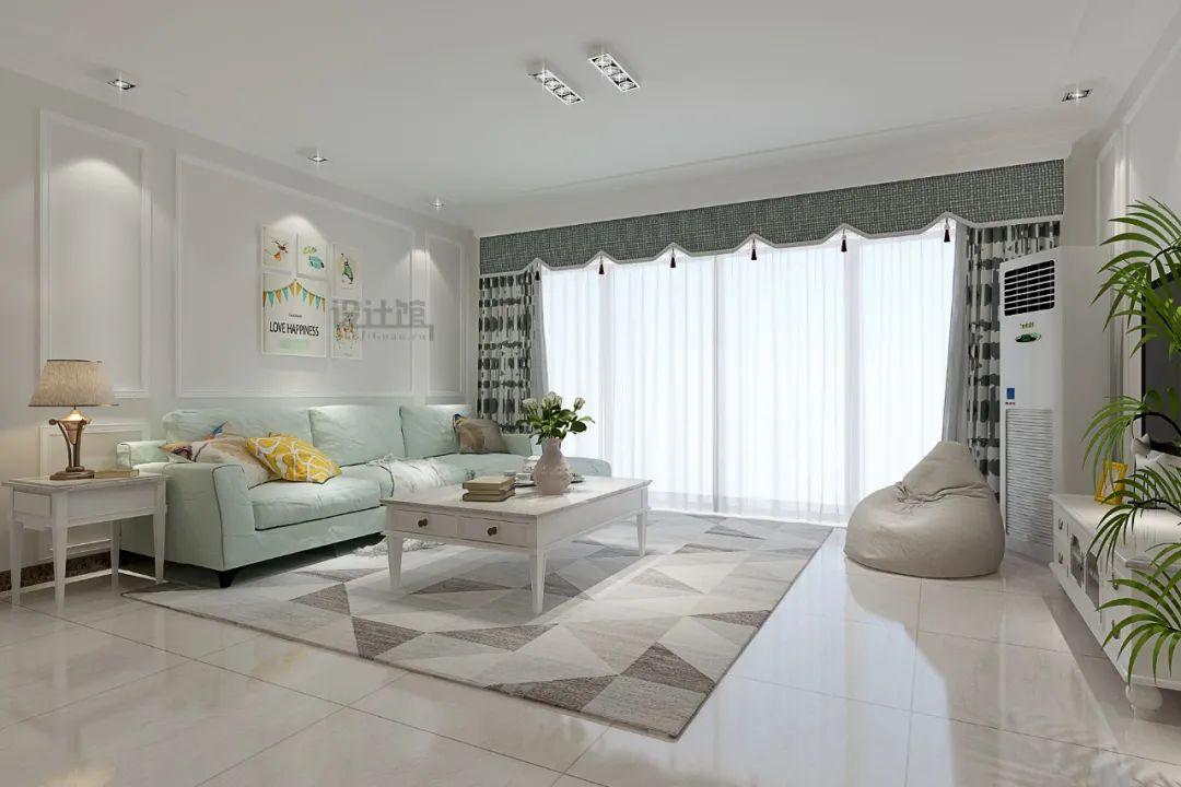 客厅装什么样子灯好看 参考这9个方案装出实用美观的设计感