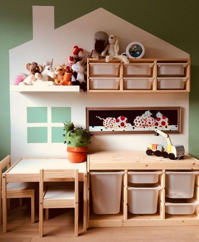 如何合理规划儿童房空间布局